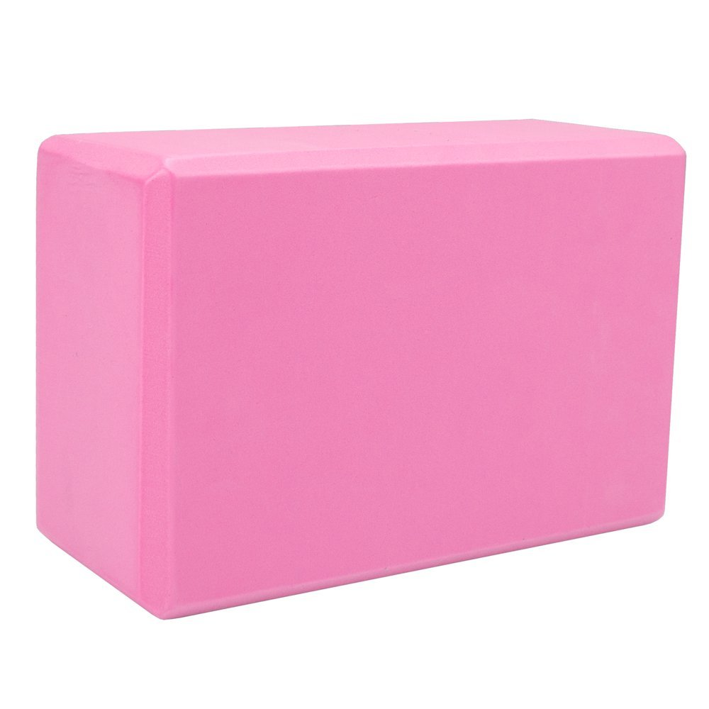 crown sporting goods large yoga block