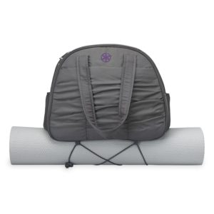 gaiam metro gym yoga mat bag