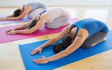 yoga improves overall flexibility