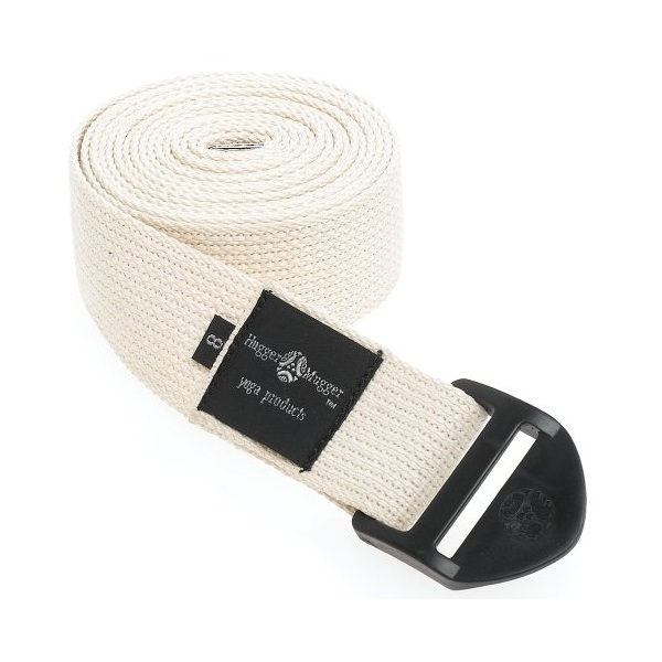 hugger mugger cinch yoga strap 8-foot