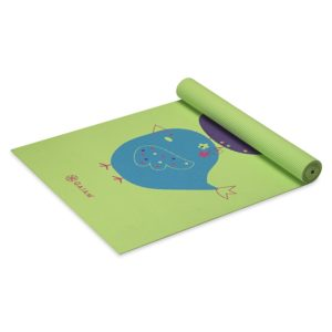 gaiam enfants tapis de yoga birdsong