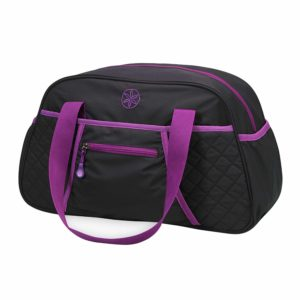 gaiam yoga mat duffle bag