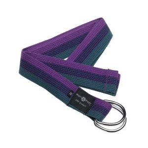 hugger mugger sangle d-anneau yoga