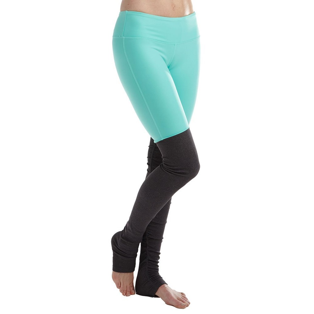 f0df8a882c9f1 Alo Yoga Women's Goddess Ribbed Legging