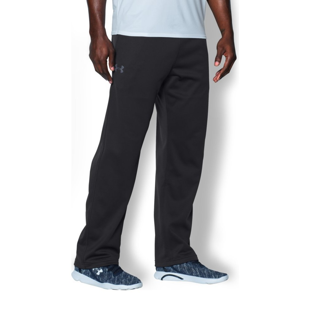 ua mens armour fleece in the zone pant