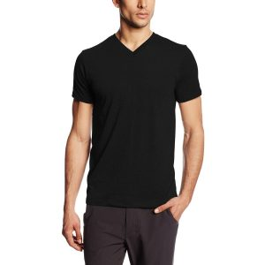 prana mens v-neck yoga shirt