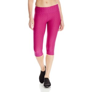 prana womens misty knicker capri yoga pant