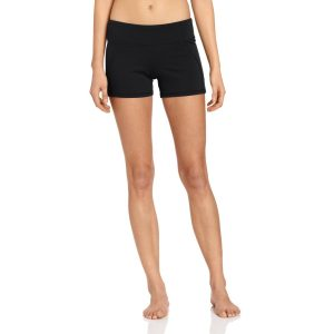 soybu womens killer caboose yoga shorts