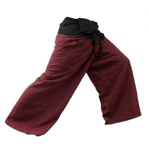 thai fisherman cotton mens yoga pants