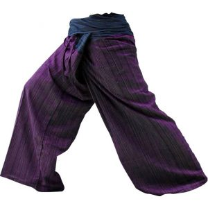 thai fisherman mens yoga pants