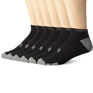 under armour mens resistor no show socks