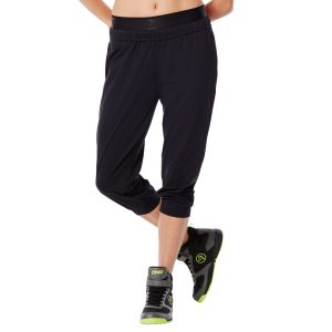 zumba fitness womens z be jammin capri yoga pant