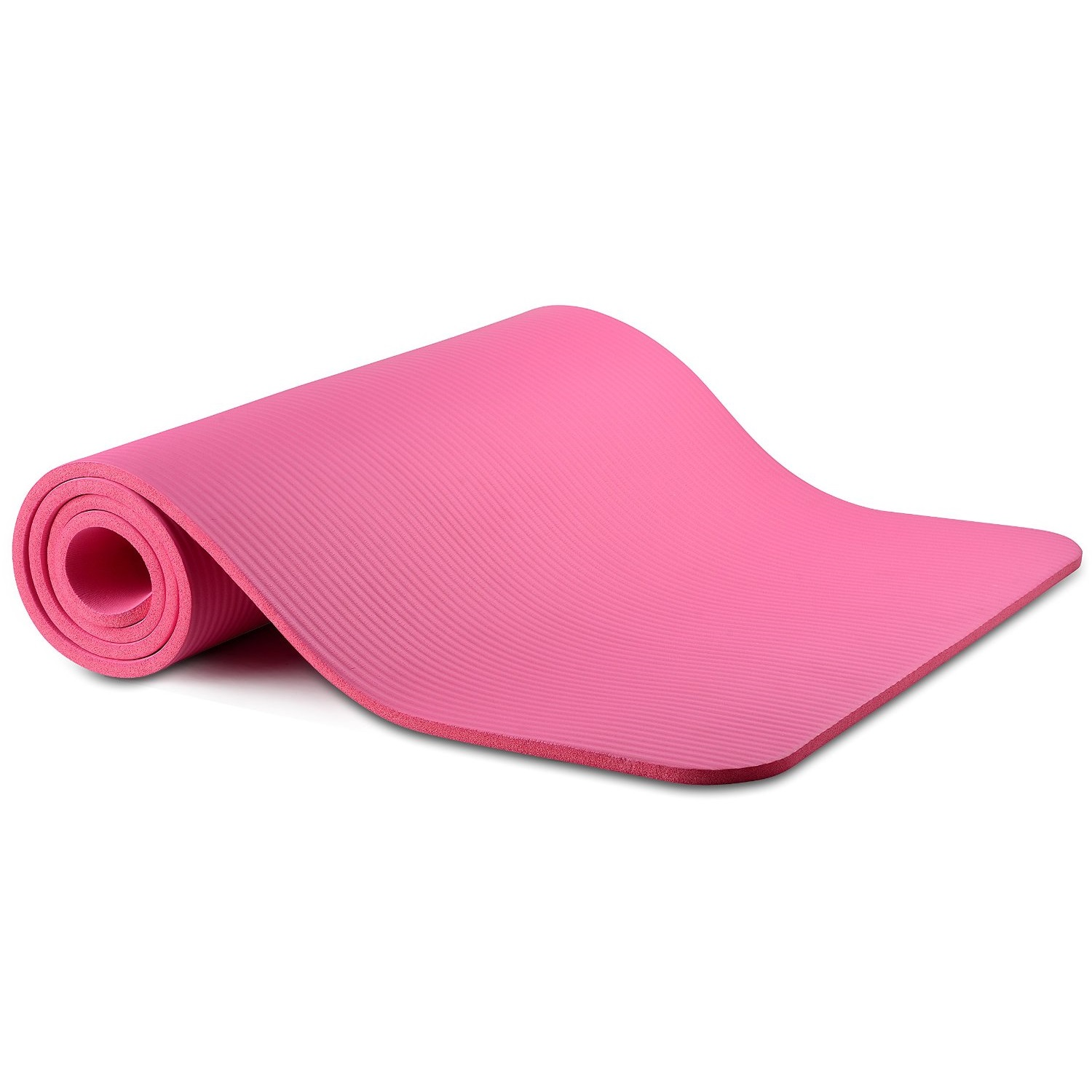 Balancefrom 1 2 Anti Tear Yoga Mat Carrying Strap Pink