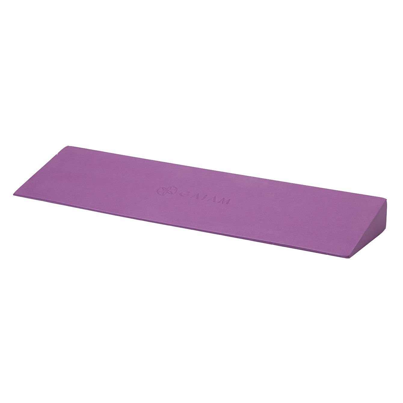 gaiam yoga foam wedge