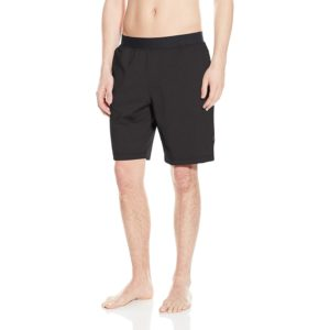 prana mens mojo chakara yoga shorts black