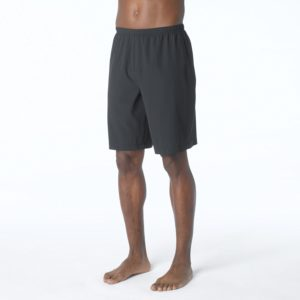 prana mens vargas yoga shorts black