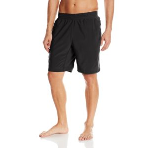 soybu mens samurai yoga shorts black