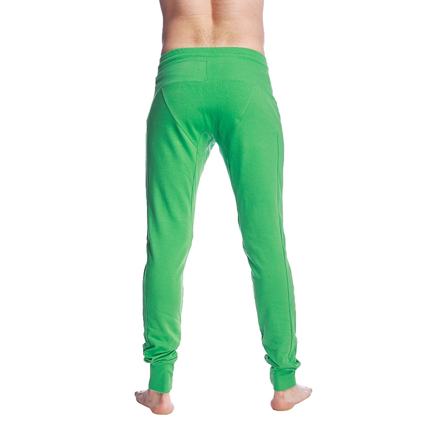 4-rth mens long cuffed jogger yoga pants