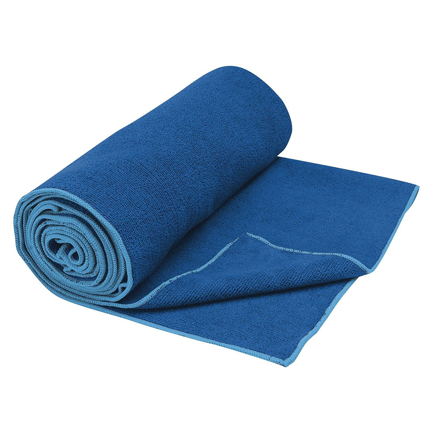 gaiam thirsty yoga towel ocean/sky