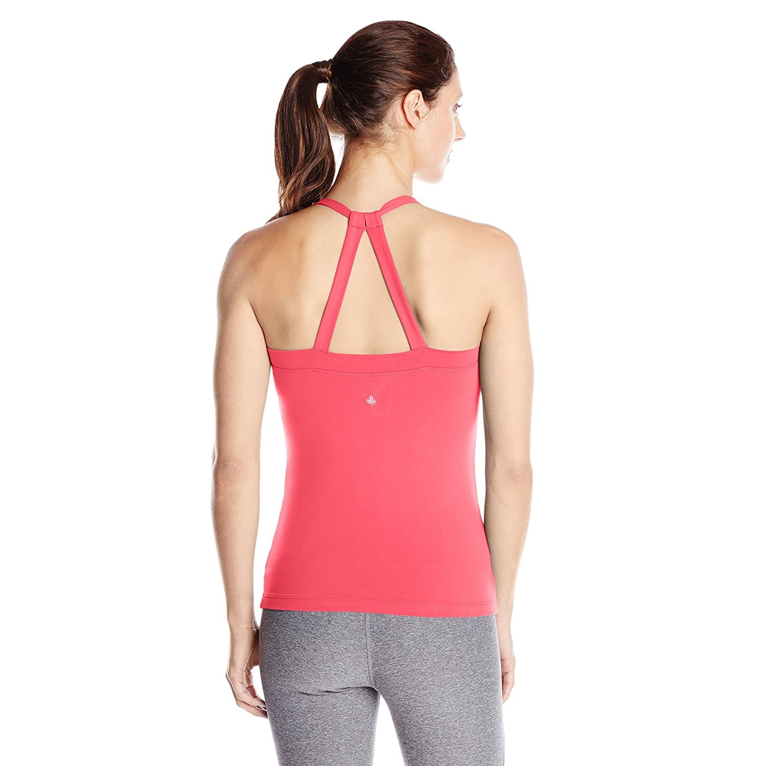 prana womens quinn chakara yoga top shirt