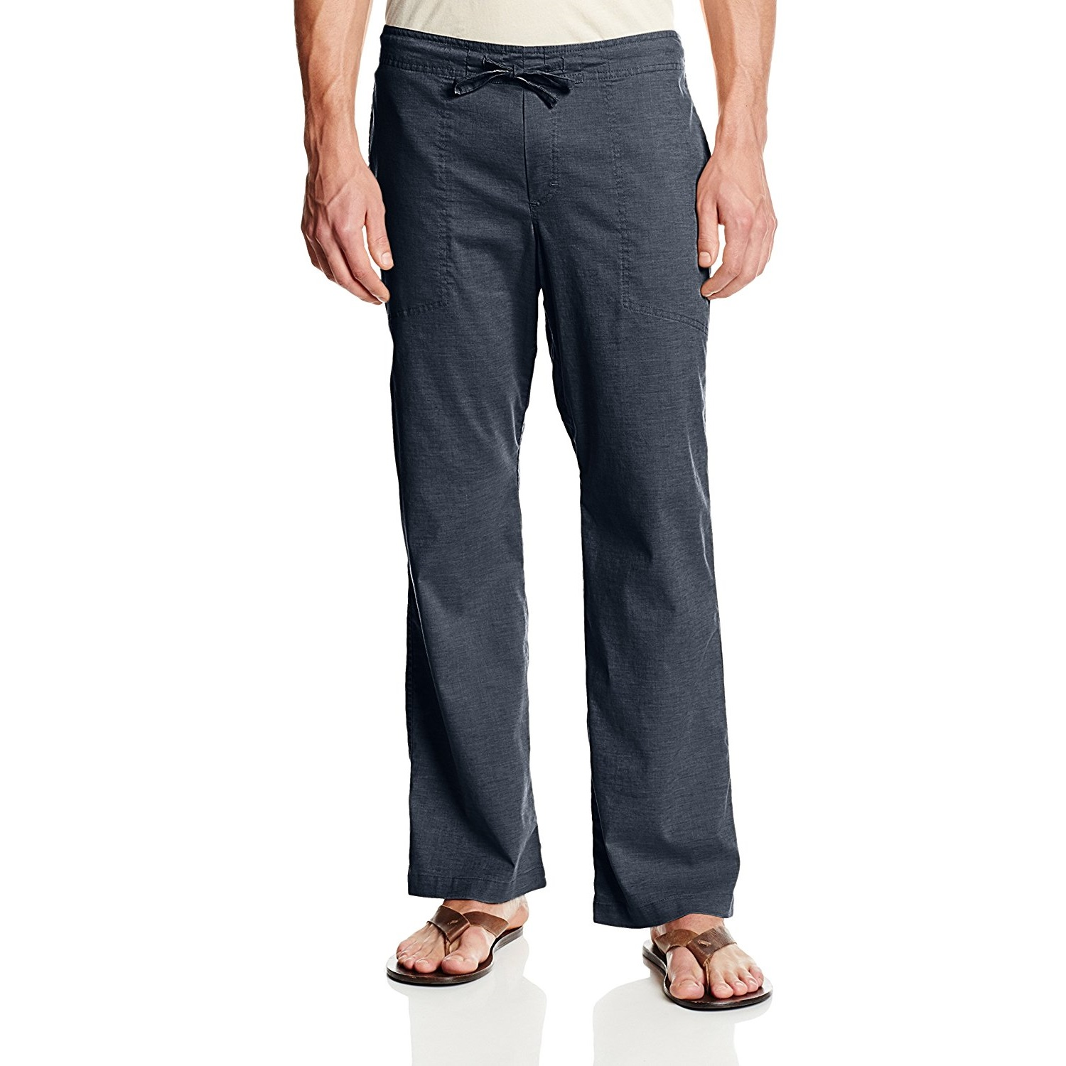 prana mens sutra inseam yoga pants nautical