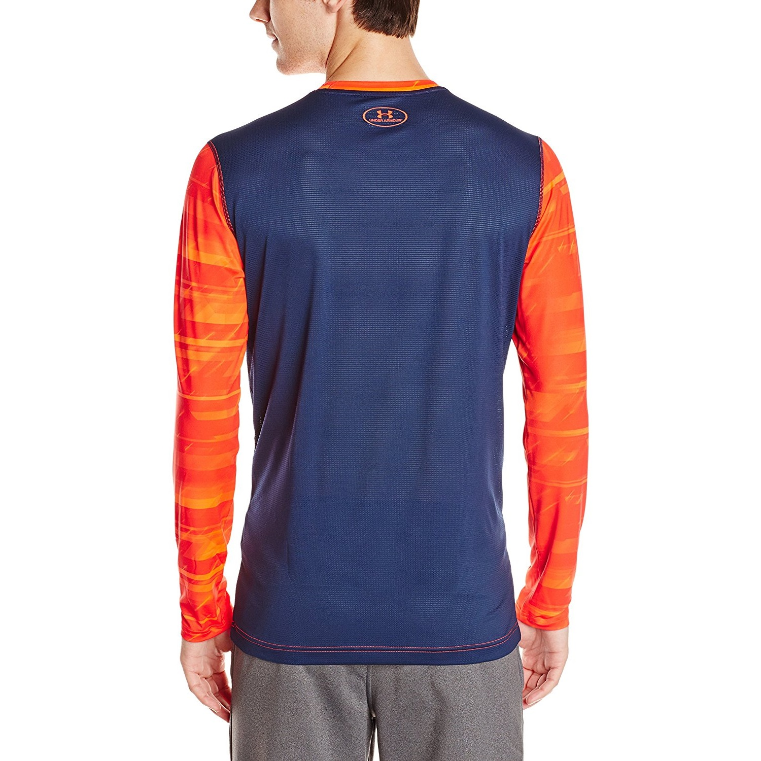 60e70b0ff Under Armour Men's Long-Sleeve Raid Yoga T-Shirt