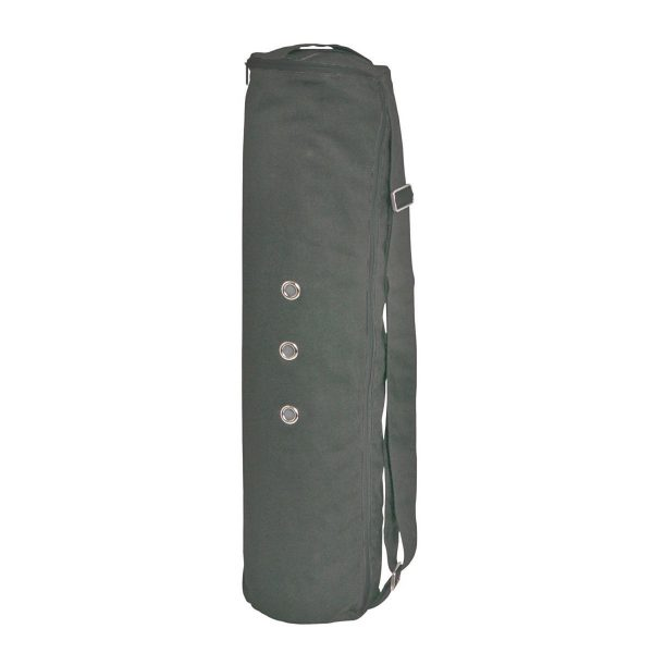 meru large gray yoga mat bag