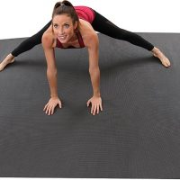 the largest yoga mat available review