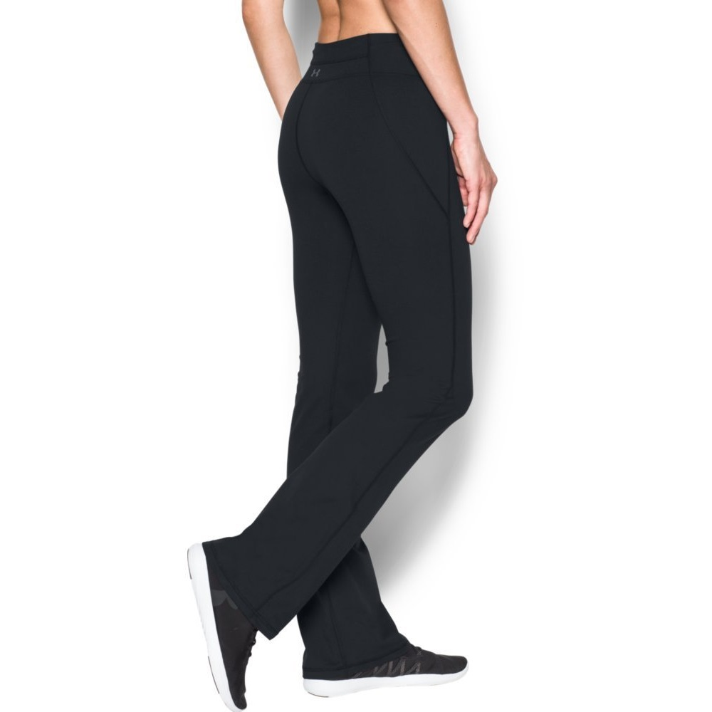 1123dba172 Under Armour Women's Mirror Boot Cut Yoga Pant