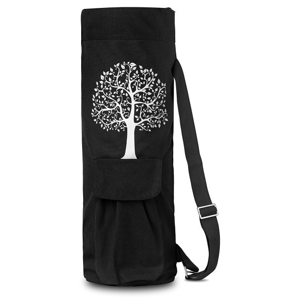 balancefrom goyoga black yoga mat bag