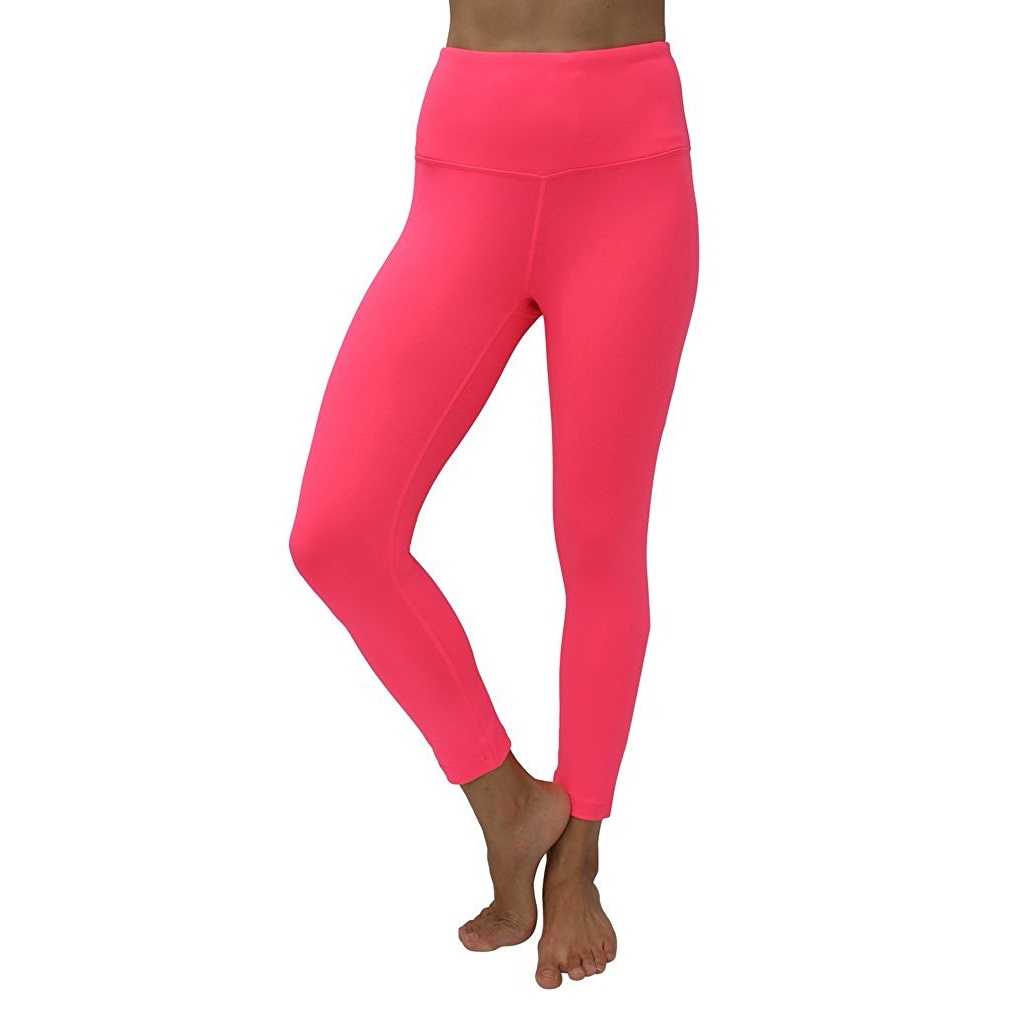 90 degree by reflex flashmode neon womens yoga capri pants