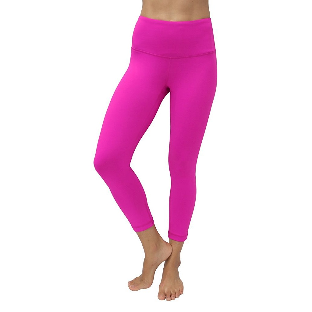 90 degree by reflex magenta womens yoga capri pants