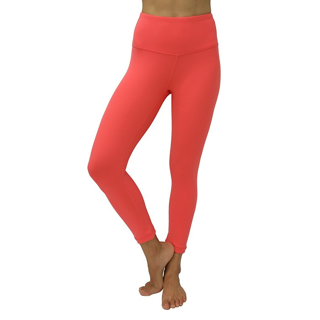 90 degree by reflex mango flame womens yoga capri pants