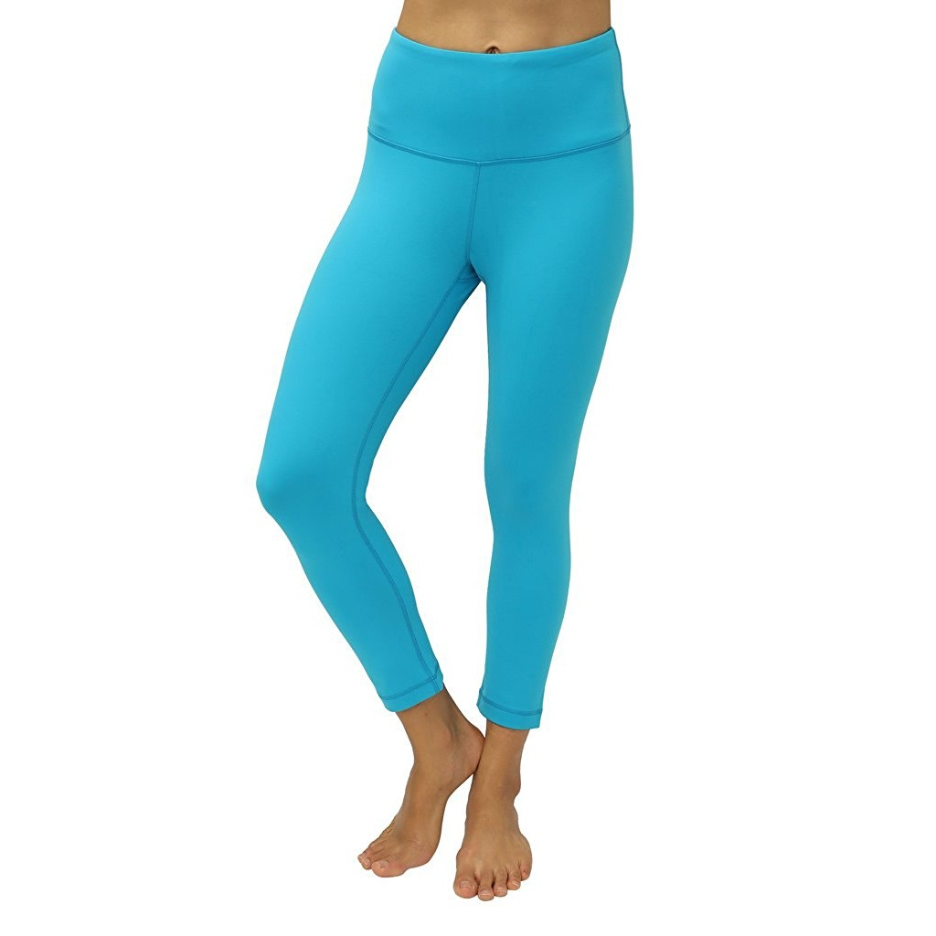 90 degree by reflex peacock womens yoga capri pants