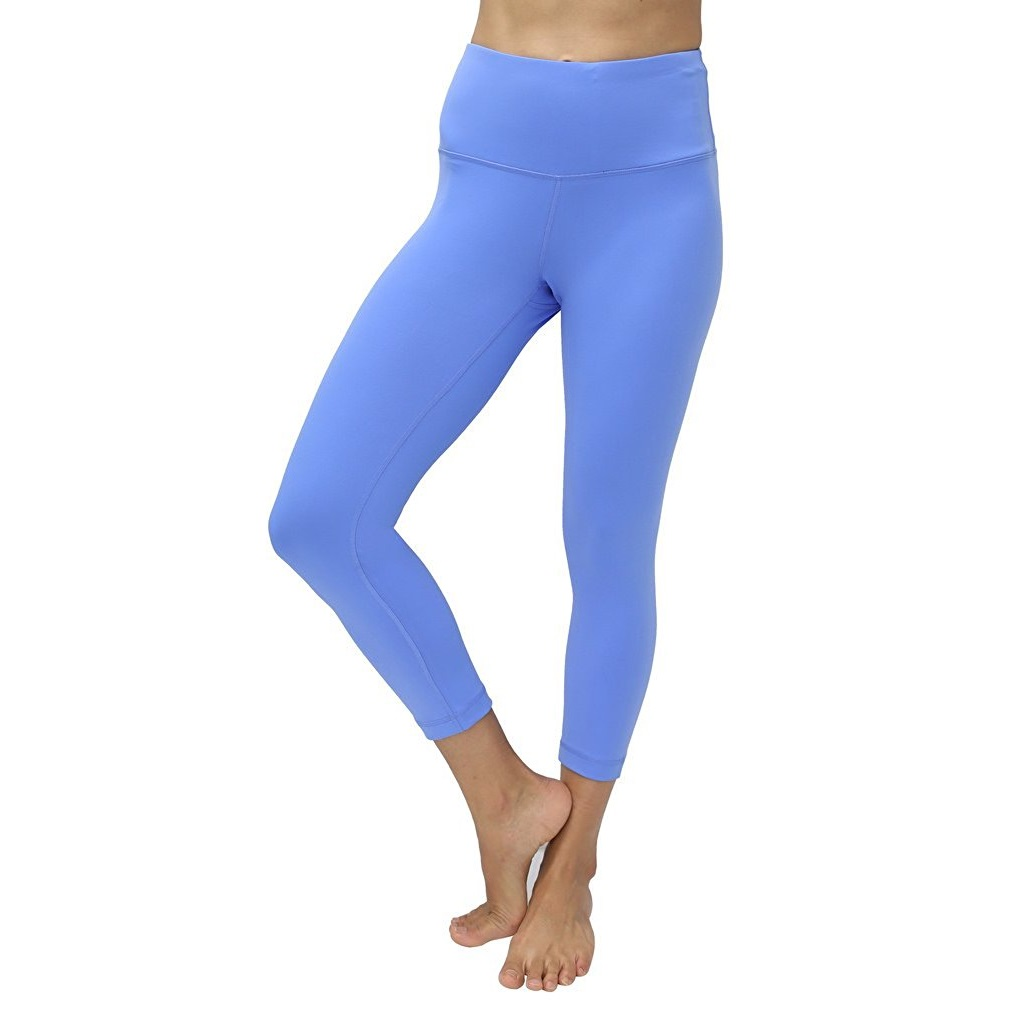 90 degree by reflex purple impression womens yoga capri pants