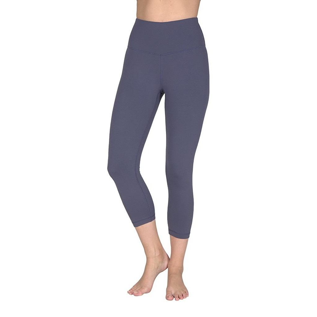 90 degree by reflex violet storm womens yoga capri pants