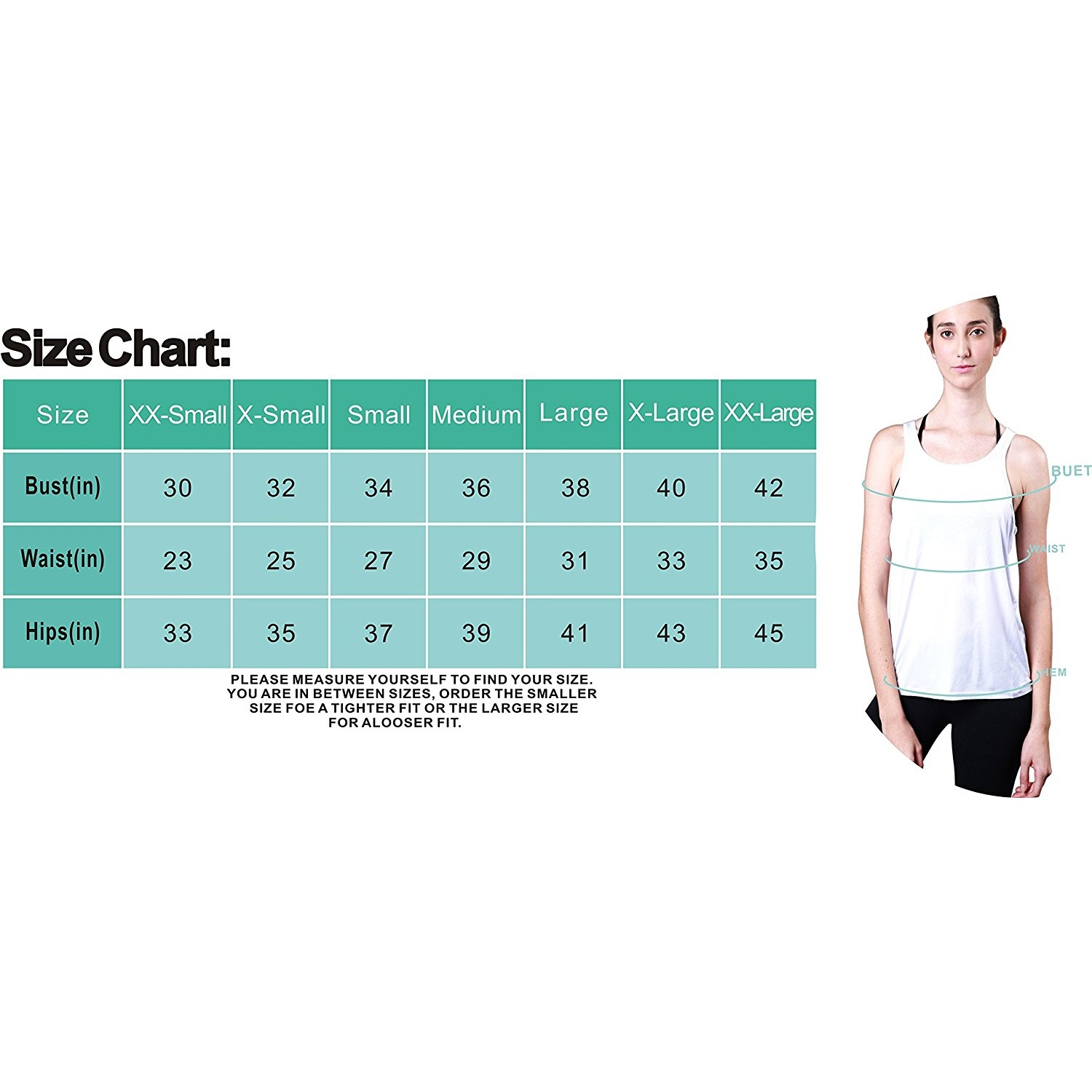 queenie ke womens cowl back yoga shirt size chart