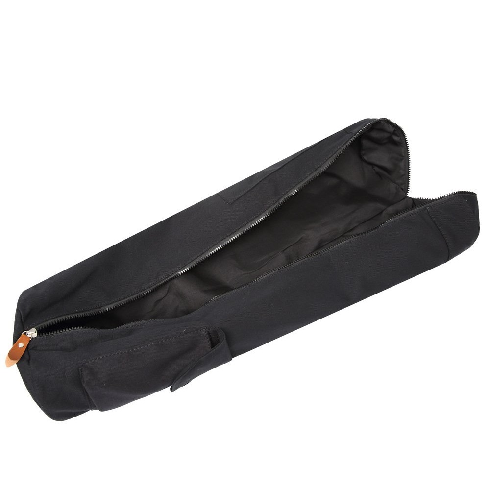 Elenture Yoga Mat Bag Full Zip Multi Functional Storage Pockets