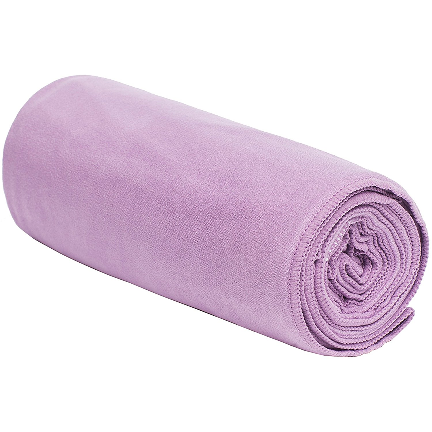 shandali gosweat hot yoga towel african violet