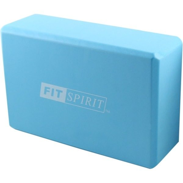 fit spirit blue yoga starter set